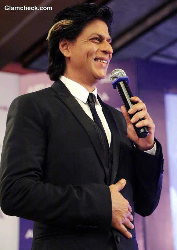 Shahrukh Khan Talks About Fear at 40th National Management Convention 2013