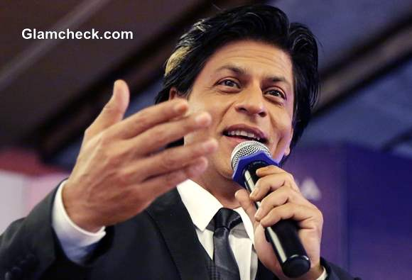 Shahrukh Khan Talks About Fear at 40th National Management Convention