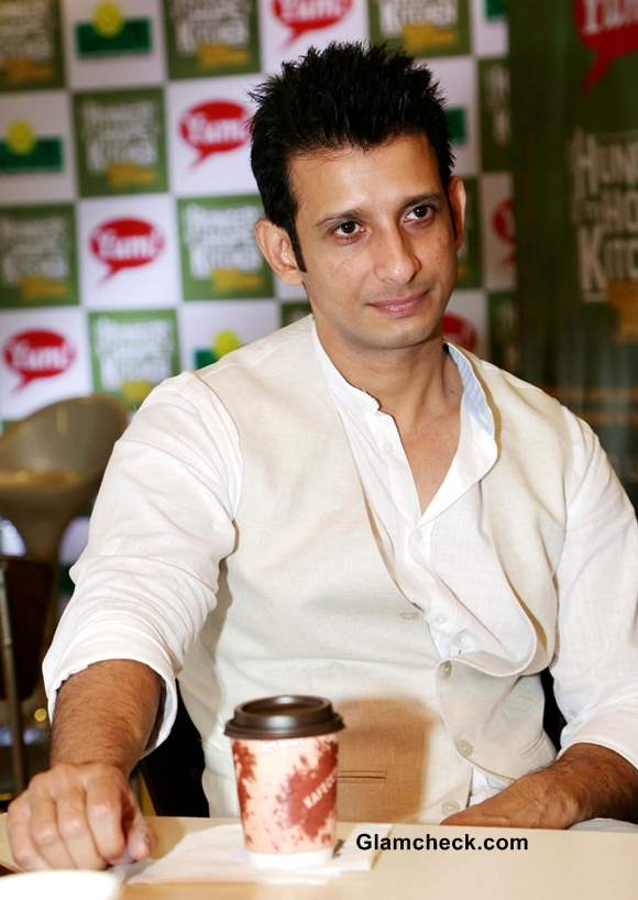Sharman Joshi Urges People to Join Hands in Fighting Hunger 2013