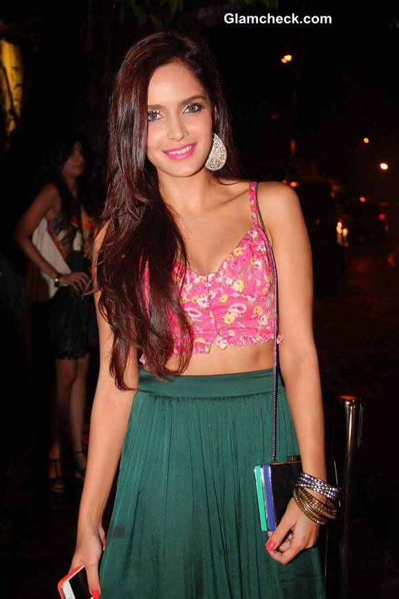 Shazahn Padamsee 2013 Bombay Street Style Party