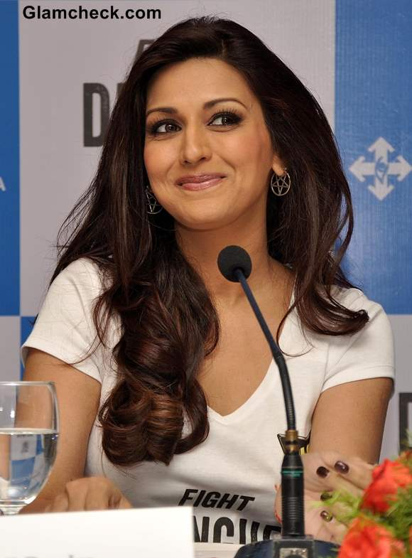 Sonali Bendre 2013 Fight Dengue for Payal Campaign