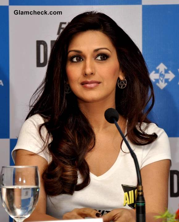 Sonali Bendre at Fight Dengue for Payal Campaign