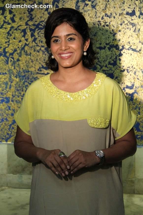 Sonali Kulkarni 2013 movie The Good Road at Oscars 2013