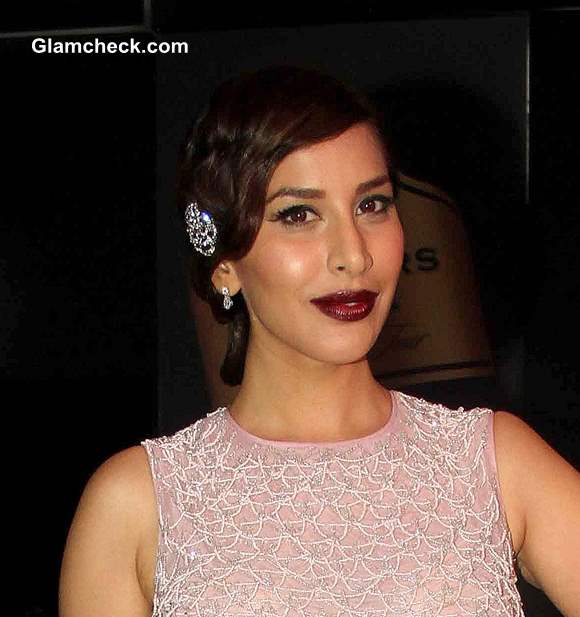 Sophie Choudry 2013 at Blenders Pride Fashion Tour Preview