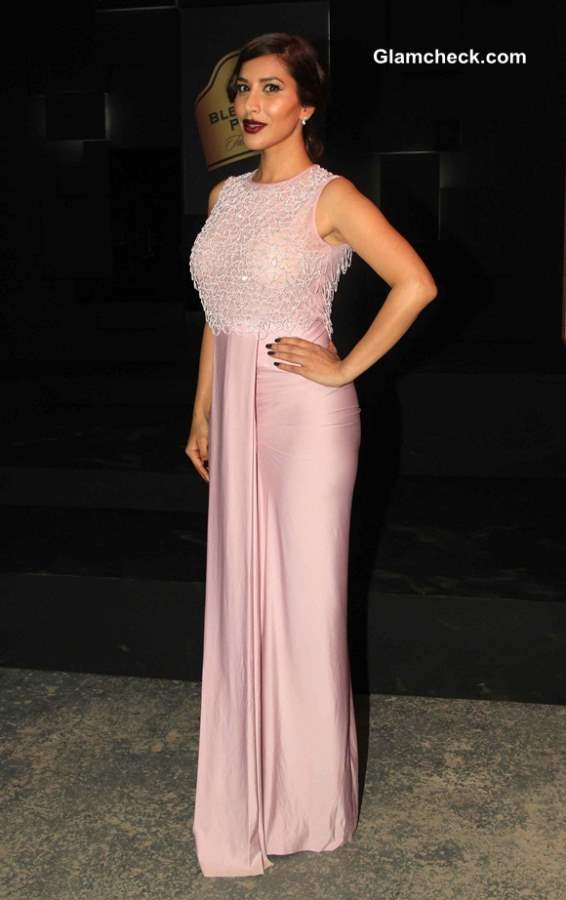 Sophie Choudry in Neeta Lulla at Blenders Pride Fashion Tour 2013 Preview