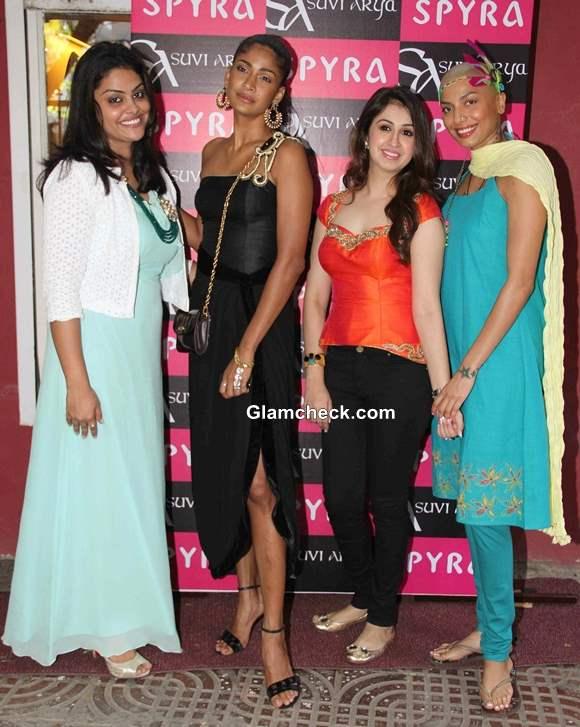 Spyra Suvi Arya Festive Collection 2013 Preview