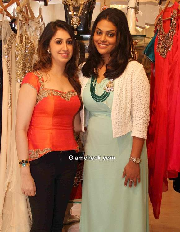 Spyra and Suvi Arya Festive Collection 2013 Preview