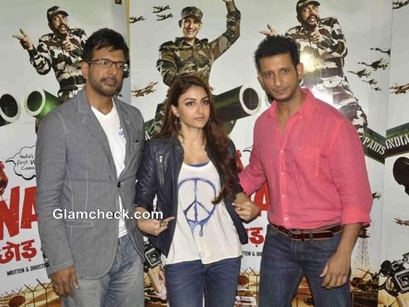 Star Cast of War Chhod Na Yaar movie 2013