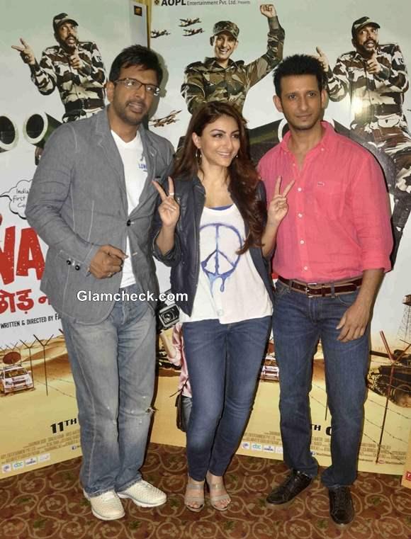Star Cast of War Chhod Na Yaar movie