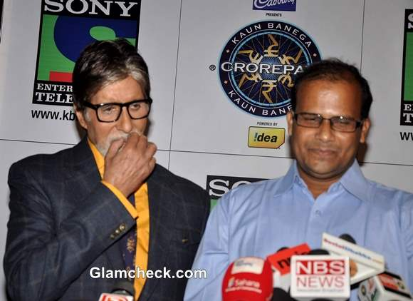 Taj Mohammed Ragrez is Crorepati on Season 7 of KBC