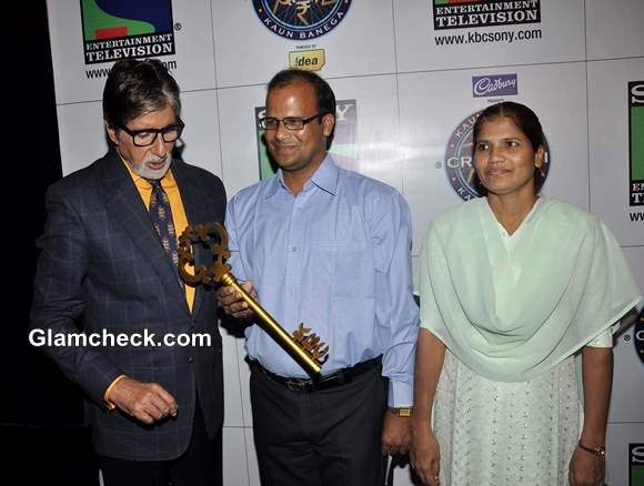 Taj Mohammed Ragrez is the first Crorepati on Season 7 KBC