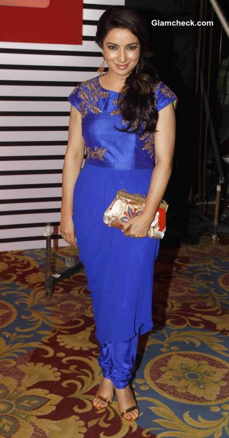 Tisca Chopra at the launch of TV Show 24