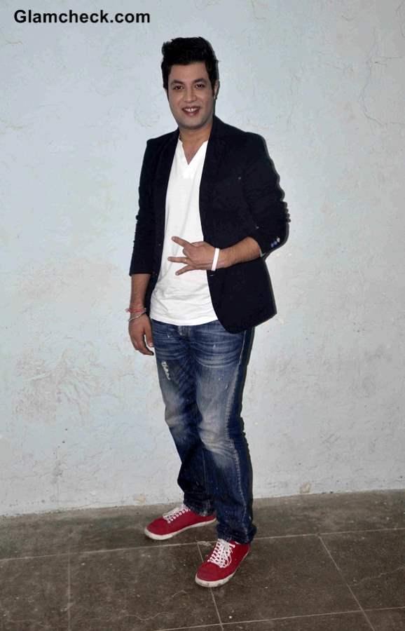 Varun Sharma Cast of Warning 3D