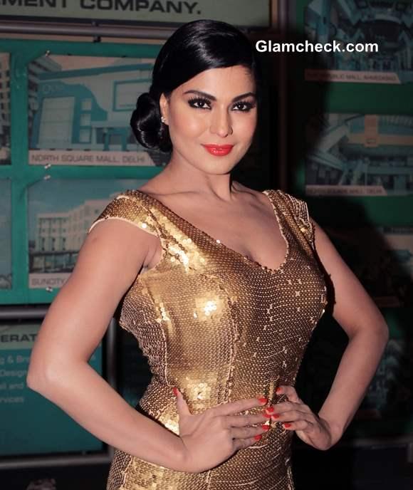 Veena Malik 2013 at Premiere of Real Life of Super Model