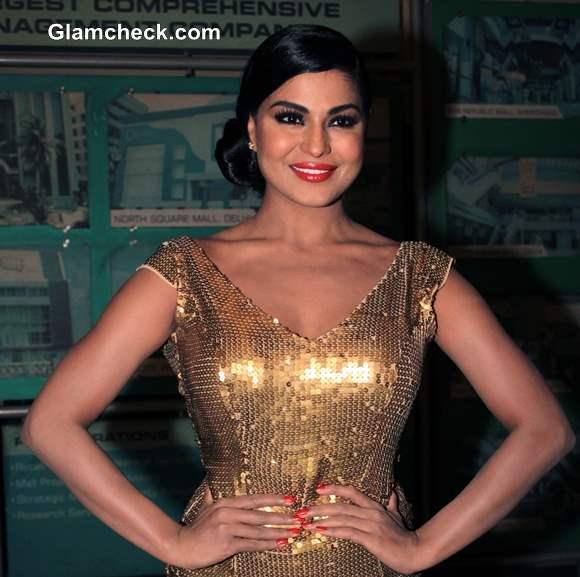 Veena Malik at Premiere of Real Life of Super Model