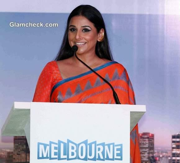 Vidya Balan 2013 Indian Film Festival  Melbourne