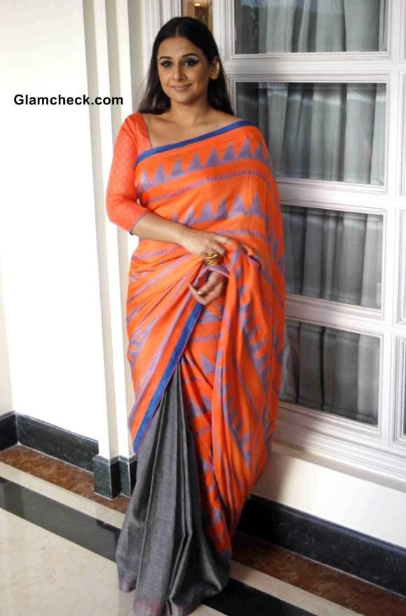Vidya Balan at 2013 Indian Film Festival of Melbourne  press conference