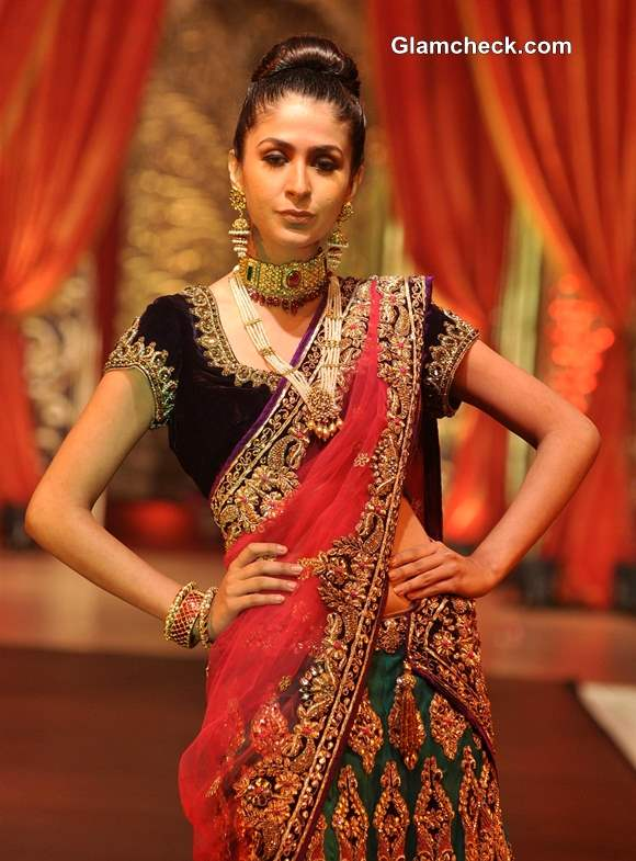 Vikram Phadnis Bridal Couture 2013 Collection