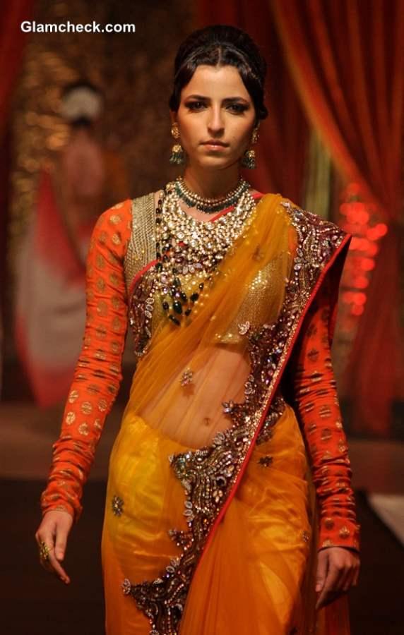 Vikram Phadnis Bridal Couture 2013