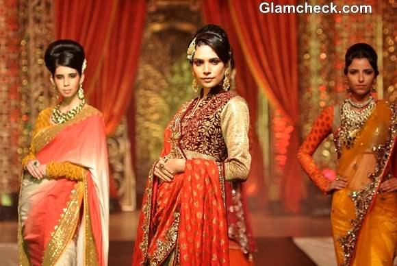 Vikram Phadnis Bridal Couture Show 2013