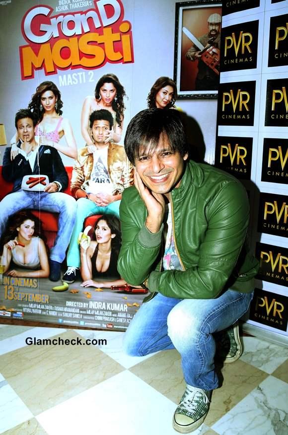 Vivek  Oberoi Grand Masti Grand Box Office Success