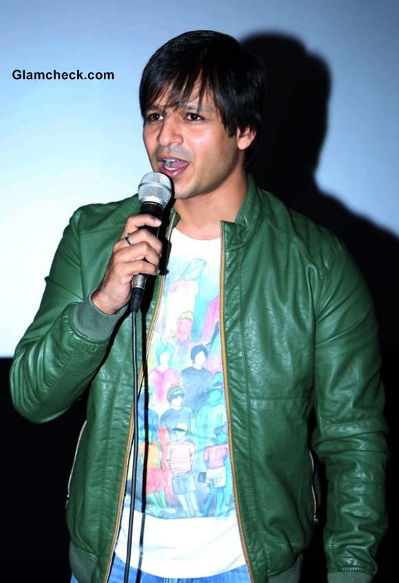 Vivek  Oberoi at Grand Masti Grand Box Office Success