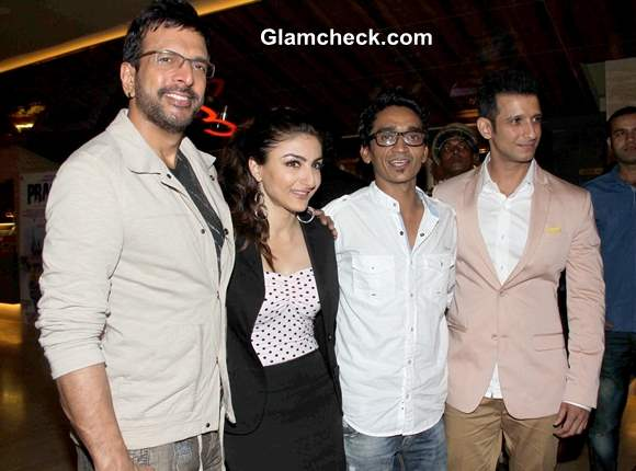 War Chhod Na Yaar Music and Trailer Launched in Mumbai
