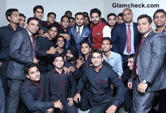 Yo Yo Honey Singh at Jatt Airways Press Meet