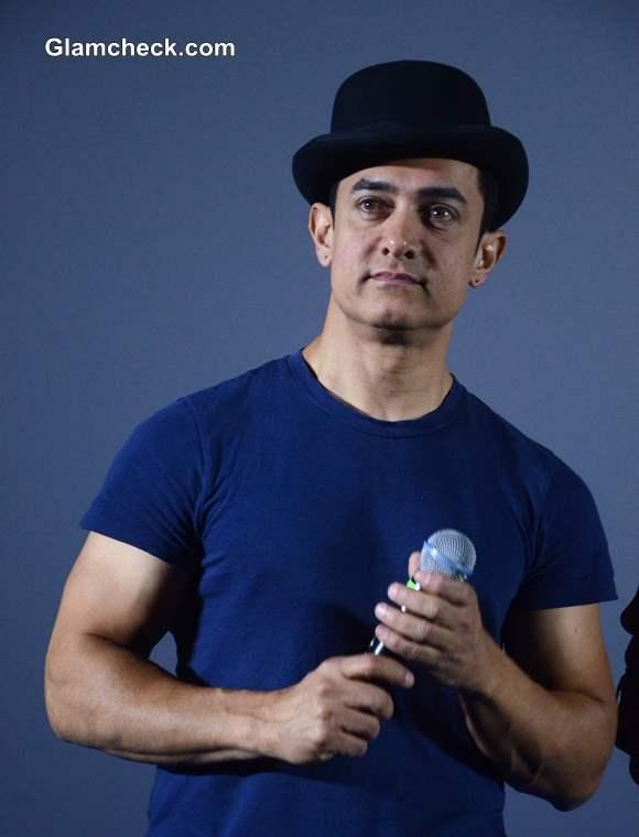 Aamir Khan Dhoom 3