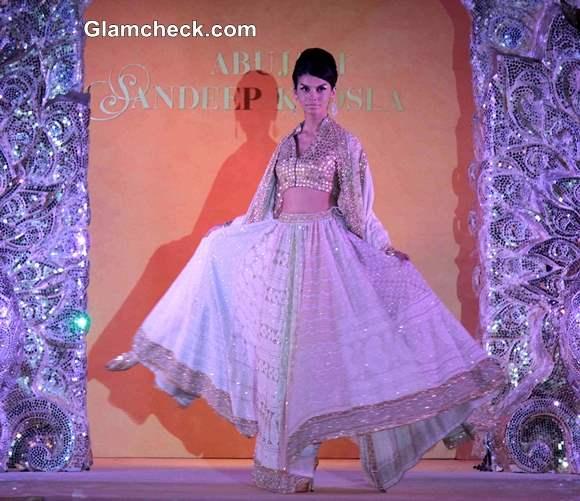 Abu Jani and Sandeep Khosla The Golden Peacock Collection