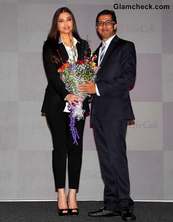 Aishwarya Rai Bachchan Goes Androgynous with Burberry