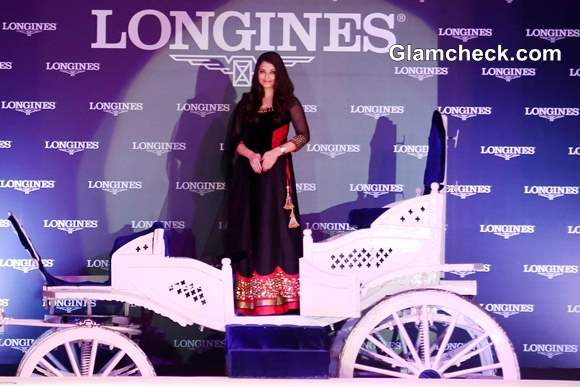 Aishwarya Rai Bachchan Launches Longines Watch Collection Pictures