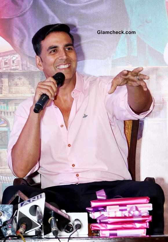 """Aditi Rao Hydari and Cast of """"Boss"""" Promote Film in New Delhi"""