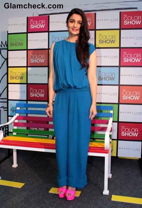 Alia Bhatt in Jumpsuit 2013 pictures