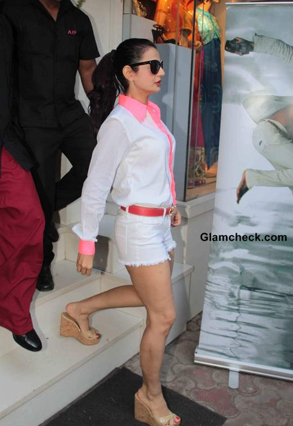 Ameesha Patel latest pictures