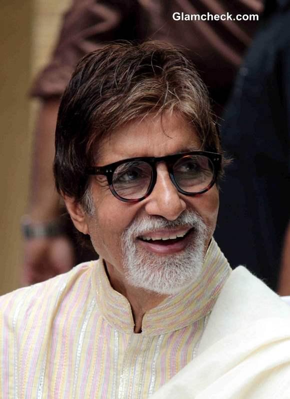 Amitabh Bachchan Birthday 2013