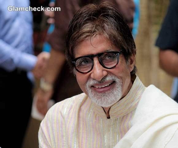 Amitabh Bachchan Birthday pictures 2013
