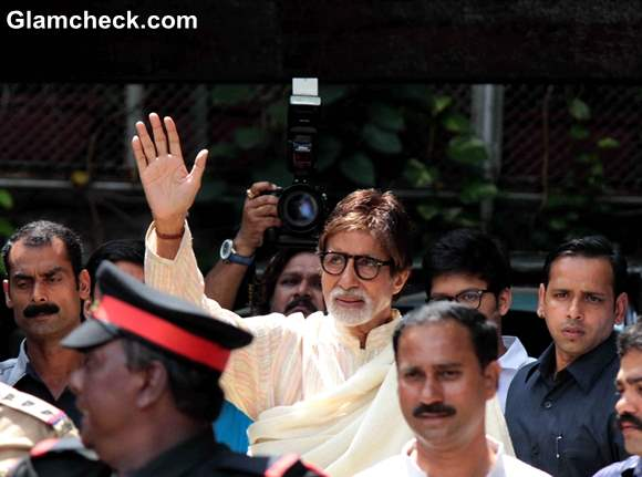 Amitabh Bachchan Turns 71 pictures