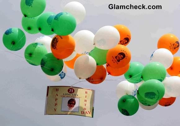 Amitabh Bachchan Turns 71