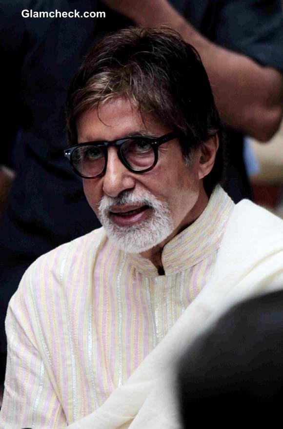Amitabh Bachchan on 71th Birthday