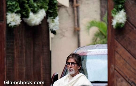 Amitabh Bachchan on his 71th Birthday