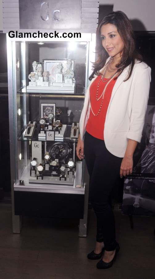 Amrita Puri 2013 at Guess and Gc Watches Event