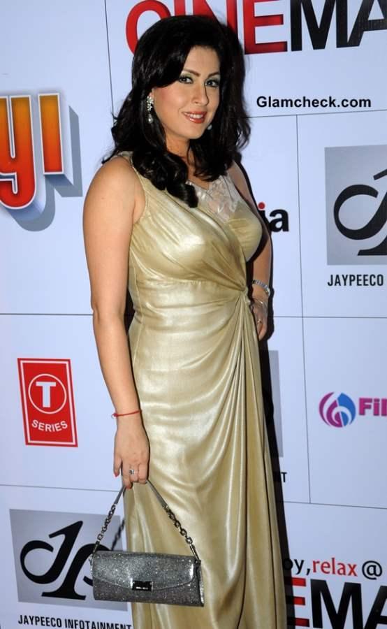 Amrita Raichand at Baat Bann Gayi Premiere in Mumbai