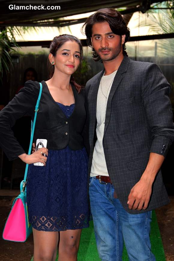 Anaika Soti and Puneet Singh Ratn Cast of Satya 2
