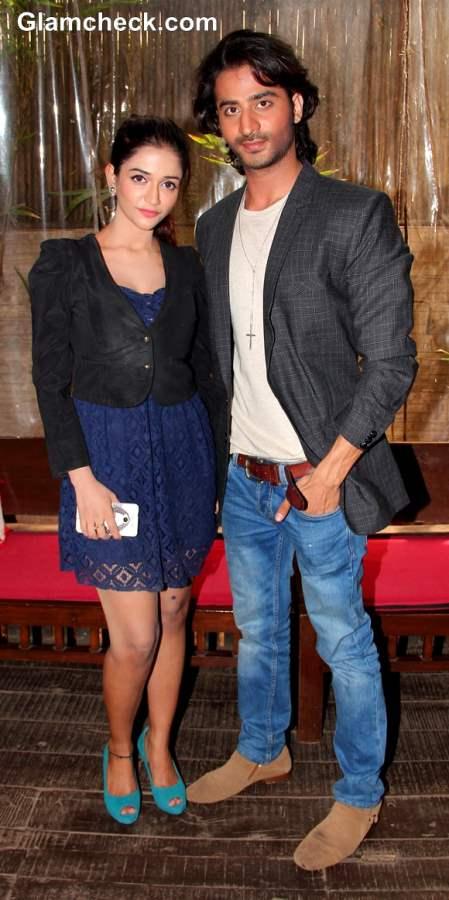 Anaika Soti and Puneet Singh Ratn movie Satya 2