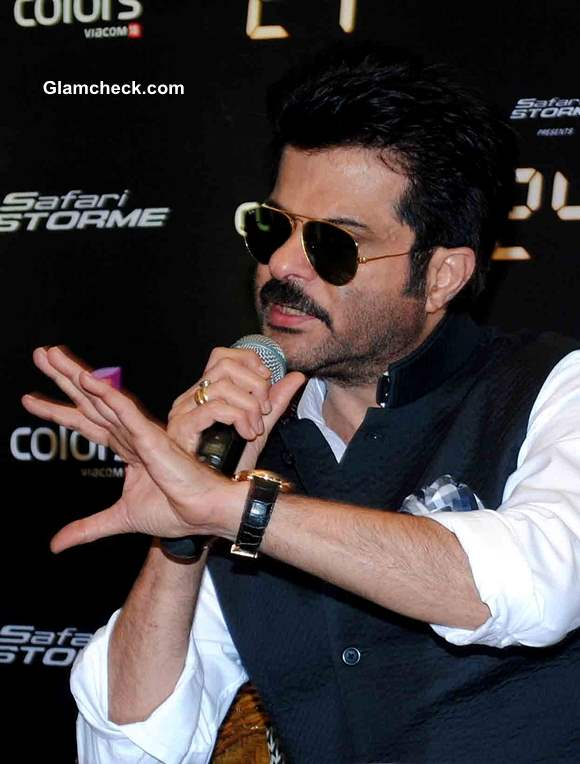 Anil Kapoor in Lucknow