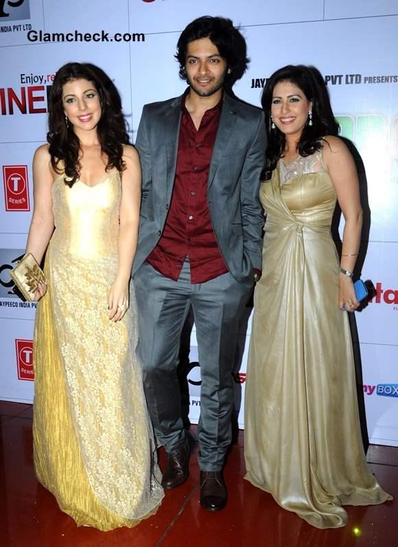 Anisa Butt Ali Fazal and Amrita Raicha at Baat Bann Gayi Premiere in Mumbai