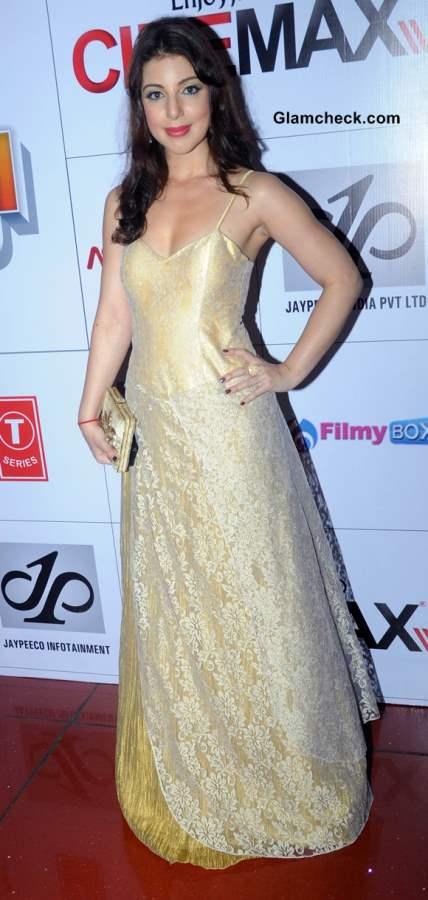 Anisa Butt at Baat Bann Gayi Premiere in Mumbai