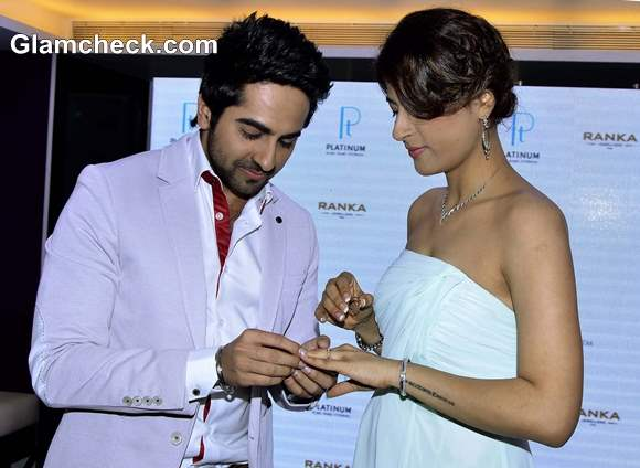 Ayushmann Khurrana and Wife Tahira Kashyap Pictures