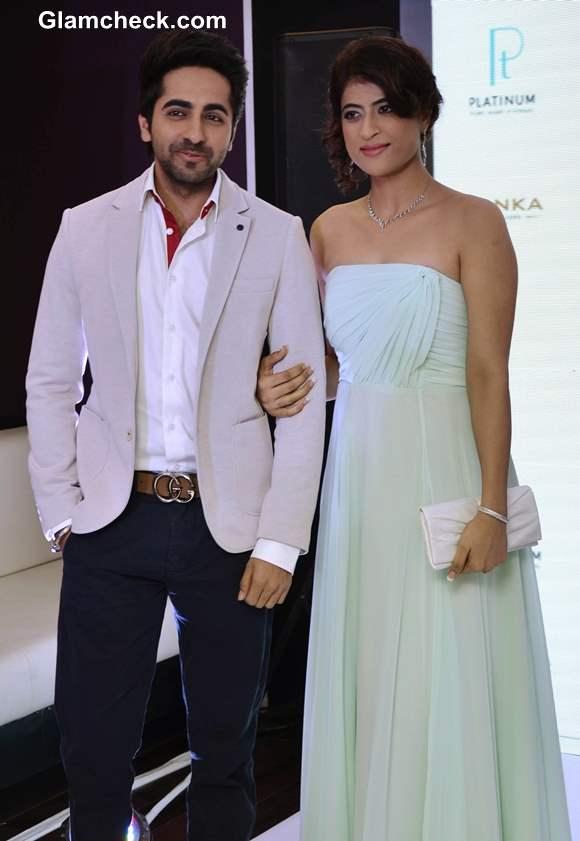 Ayushmann Khurrana and Wife Tahira Kashyap